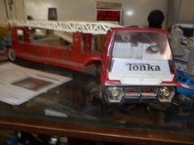 Tonka Metal Fire Truck in Fort Riley, Kansas