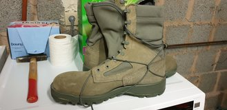 Military Boots size11 in Ramstein, Germany