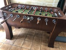 Sports craft foosball table in Kingwood, Texas