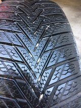 4 winter tires on rims 185/60 R15 in Ramstein, Germany