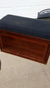 Wood / Pecan Cedar Chest in Clarksville, Tennessee
