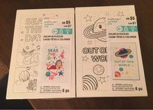 Color-In Puzzles in Joliet, Illinois