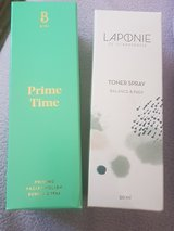 Priming facial polish and Toner Spray in Lakenheath, UK