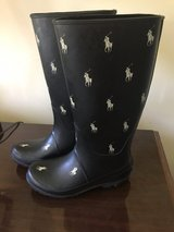 Polo Rain boots size: 9 in Fort Benning, Georgia