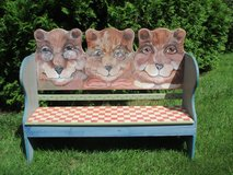 3 Bears Bench in Naperville, Illinois