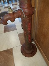 Antique Red Jacket Deep Well Pump in Fort Leonard Wood, Missouri