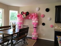 Minnie Mouse columns & More in Baytown, Texas