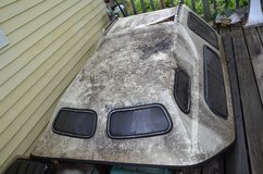 El Camino  9 window deluxe Tri-glas camper top fits 1985 and more in Fort Leonard Wood, Missouri