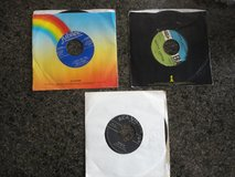40 records - 45 rpm's - good condition - see attached list in The Woodlands, Texas