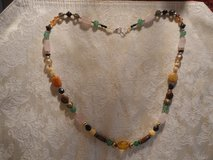31 inch hand crafted beggar beads necklace in Spring, Texas
