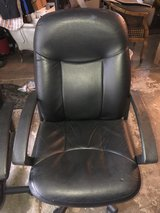 Black Executive Office Desk Chairs - Only 1 Available in Joliet, Illinois
