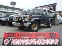 Land cruiser70 ZX Short 1995y 5speed With Differential Lock in Okinawa, Japan