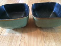 2 medium green bowls in Chicago, Illinois