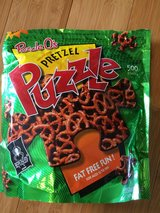 Pretzel Puzzle in Chicago, Illinois