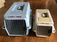 Two Petmate Pet Taxis in Aurora, Illinois
