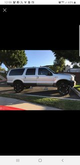 2002 Ford excursion 7.3 diesel in Camp Pendleton, California