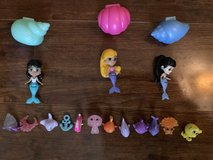 Splashings Mermaid Dolls in Beaufort, South Carolina