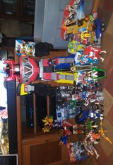 POWER RANGERS AND TRANSFORMERS in Plainfield, Illinois