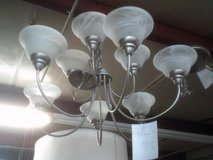 Chandler 9 light, brushed nickel in Alamogordo, New Mexico
