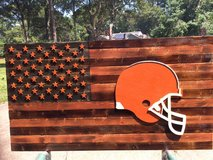 Cleveland Browns in Beaufort, South Carolina