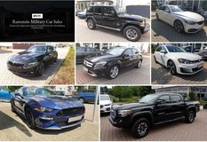 We are now only 5 Minutes from Ramstein Air Base  www.ramsteinmilitarycarsales.com in Stuttgart, GE
