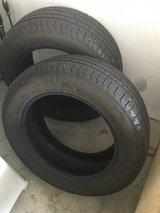 Tires (2) 235/60 R18 All Season from a Volvo XC60 in Wiesbaden, GE