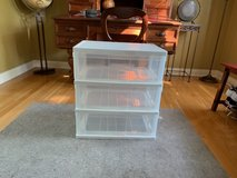 3 drawer storage container in Tinley Park, Illinois