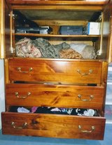 Chest with Drawers in Bolingbrook, Illinois