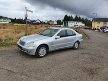 MERCEDES BENZ C200 CDI DIESEL AUTOMATIC NEW INSPECTION in Ramstein, Germany