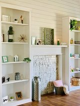 Shiplap & Shelving by Kennedy Woodworks in Fort Benning, Georgia
