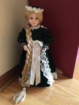 Vintage collectable Rapunzel Doll in Plainfield, Illinois