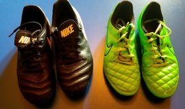 Nike Tiempo soccer cleats in Alamogordo, New Mexico