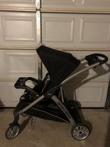 Chicco bravoFor2 Stroller in Lackland AFB, Texas