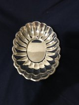 Reed & Barton Silver Plated Oval Scalloped Bowl in Spring, Texas