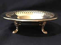 Bristol Silverplate by Poole Round Candy Dish in Spring, Texas