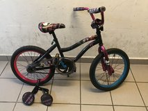 Monster High Bicycle in Stuttgart, GE