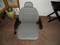Pride Jazzy Power Chair Seat Large/Wide Seat With Arm Rests in Warner Robins, Georgia