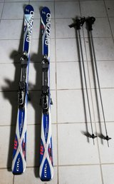Blizzard skiis + K2 poles in Ramstein, Germany