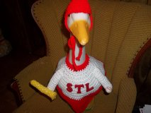 Cardinal STL Baseball Geese Goose Outfit in St. Louis, Missouri