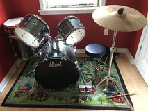 Pearl Youth Drum Set in Fort Polk, Louisiana