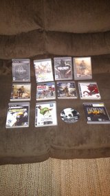 PS3 collection in Alamogordo, New Mexico