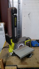 Ryobi belt/disc sander in Alamogordo, New Mexico