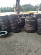 Old Tires for crafts, outdoor projects in Kingwood, Texas