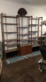 Antique shelving unit in Alamogordo, New Mexico