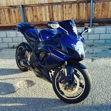 2007 Suzuki GSX-R 750 in 29 Palms, California