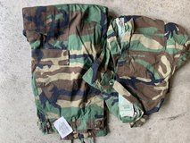 Old School TriColor Cammies in Camp Pendleton, California