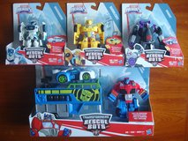 Transformers Rescue Bots Set in Okinawa, Japan