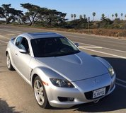 2004 Mazda RX8, super clean condition, only 58,000 miles, Carlsbad, CA in Camp Pendleton, California
