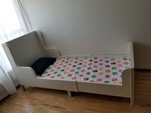 IKEA extendable bed toddler/single in Okinawa, Japan