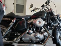 1977 Harley Davidson  sportster XLT Touring bike in Fort Campbell, Kentucky